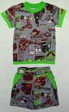 Комплект для мальчика (футболка + шорты)