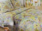 Комплект постельного белья (в детскую кровать)